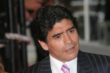 Maradona, que dirigió al seleccionado argentino en el Mundial de Sudáfrica 2010, es dueño de un palco en la Bombonera. (Dreamstime)