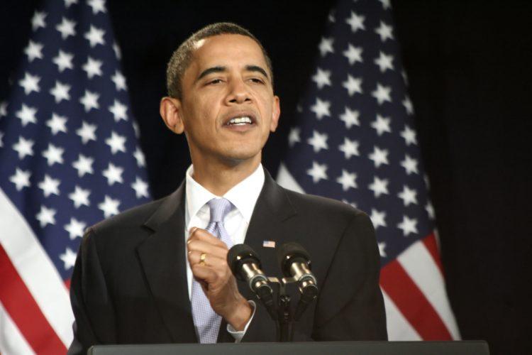 En un discurso que giró prácticamente en su totalidad en torno a la democracia, Obama señaló que, pese a sus múltiples defectos, sigue siendo el mejor modelo político. (Dreamstime)