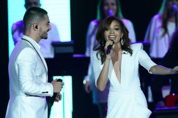 Por medio de la gira, Leslie llevó a cabo su primera presentación en el legendario Auditorio Nacional de México DF, el cual estaba a llenos totales