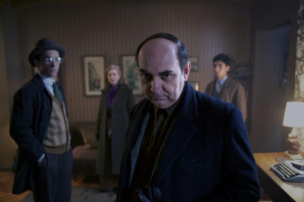 """02--1024x683 Gael García y su camino por el Oscar y los Globos de Oro con """"Neruda"""""""