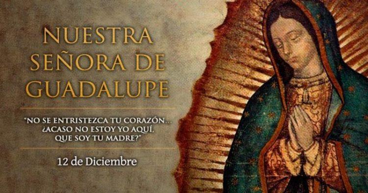 Marjorie De Sousa interpretará un clásico mexicano dedicado a la reina de México y emperatriz de América, La Virgen De Guadalupe en su día.