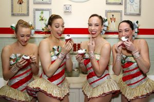 PL_16_00910016-300x200 The Radio City Rockettes celebrate the 2016 Christmas Spectacular with Magnolia Bakery and the Rockette Red Velvet Cupcake
