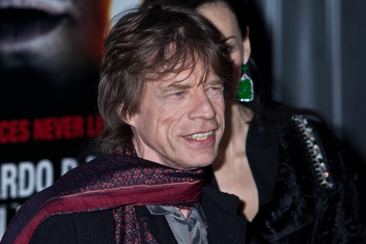 Basil era el nombre del padre de Jagger, fallecido en 2006, aunque solían llamarle Joe. (Dreamstime)