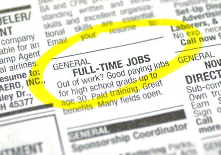 En cuanto al promedio de solicitudes en las últimas cuatro semanas, un indicador más fiable de la marcha del mercado laboral, creció en 1.000 y quedó en 252.500, casi 10.000 por debajo del nivel de hace un mes. (Dreamstoime )