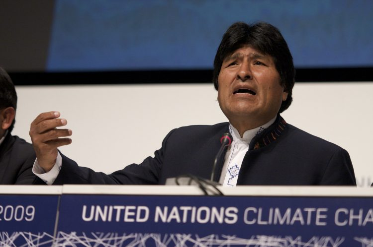 """Ratificó que prefería al frente de la OEA a su anterior secretario general, el chileno José Miguel Insulza, con quien """"estuvimos mejor que con Almagro"""". (Dreamstime)"""