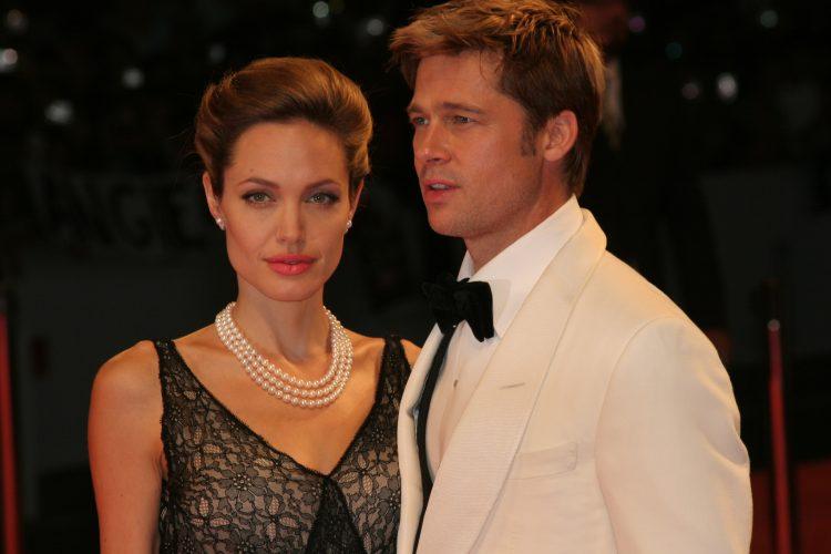 """El actor aseguró que Jolie no tiene """"un mecanismo de autocontrol"""" para evitar que información sensible referida a su familia vea la luz. (Dreamstime)"""