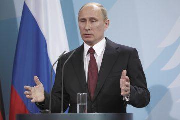 El presidente de Rusia, Vladímir Putin, aprobó hoy una nueva doctrina de política exterior en la que una de las prioridades es la creación de una amplia coalición internacional para combatir el terrorismo. (Dreamstime)