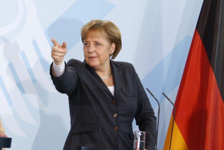 """La canciller alemana, Angela Merkel, confió hoy en la """"pronta detención"""" del tunecino Anis Amri.  (Dreamstime)"""