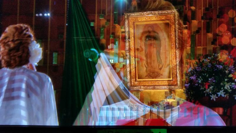 5ac0a1de-22b6-4545-8aa3-8ddfeabda37a Marjorie De Sousa  Por segundo año presente en las mañanitas a la Virgen De Guadalupe