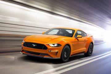 Ford presentó su nuevo Mustang del 2018,  el deportivo más vendido del mundo y el Mustang más avanzado que ha producido la compañía.