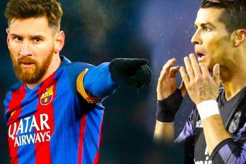 Ronaldo, la guerra contra Messi no existe
