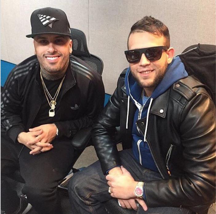 """""""Tu Protagonista - The Remix"""" fue una colaboración musical entre Messiah, Nicky Jam, J Balvin y Zion y Lennox."""
