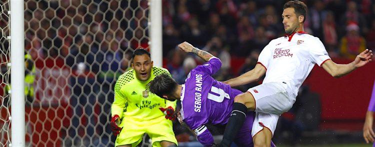 El Real Madrid olvida al Sevilla y se prepara para la Copa