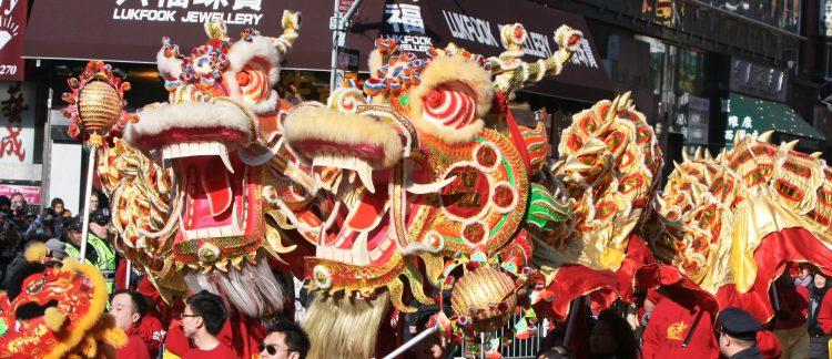 El Año Nuevo chino se basa en el antiguo calendario que existía cuando la dinastía Shang estaba en el poder, en el siglo XIV a.C, y cada año está representado por uno de los 12 animales del zodiaco chino, cada uno de los cuales tiene carácter mitológico (DReamstime)