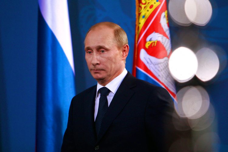 Un informe dice que el presidente de Rusia, Vladímir Putin, ordenó influir en las elecciones estadounidenses mediante ciberataques a Hillary Clinton. (Dreamstime)