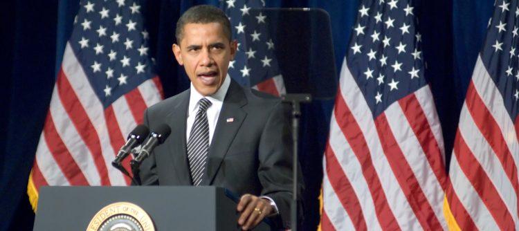 """Pese a dibujar un panorama alentador, Obama advirtió sobre algunas de las amenazas a la democracia, entre ellas que """"no funcionará sin la sensación de que todos tienen oportunidades económicas"""". (Dreamstime)"""