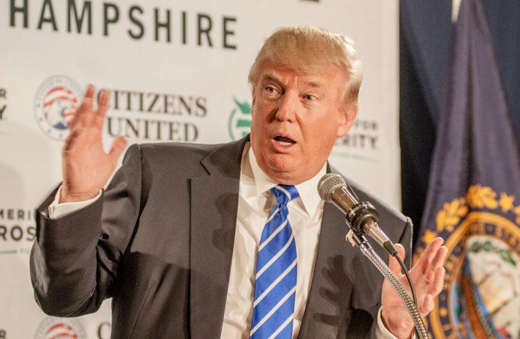 """Trump declaró en un tuit: """"Gracias a Ford por cancelar una nueva planta en México y crear 700 nuevos empleos en EE.UU. Este es el inicio, viene mucho más"""". (Dreamstime)"""