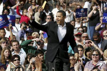 Posiblemente, el discurso de Chicago será la última oportunidad de Obama para defender sus políticas antes de que irrumpa en la Casa Blanca Donald Trump, quien ha prometido sepultar los principales logros del actual mandatario a nivel nacional e internacional. (Dreamstime)