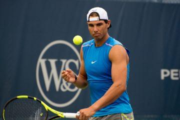 """Este domingo 'Rafa' revivirá uno de los grandes duelos de la historia del tenis, épicos la mayoría de ellos, contra Federer, a quien domina en el """"clásico de los clásicos"""" de este deporte por 23 victorias a 11. (Dreamstime)"""