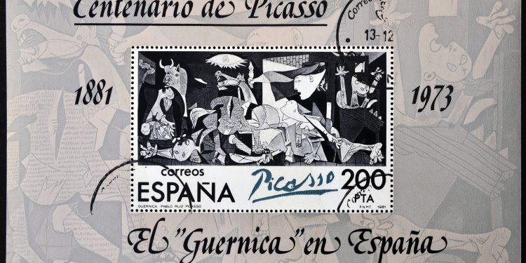 """Las pinturas que se exhibirán en """"Piedad y terror en Picasso: el camino a Guernica"""" proceden, según la web del Reina Sofía, de más de 30 instituciones del mundo."""
