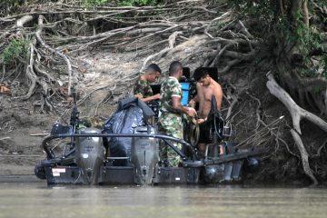 """""""El 31 de enero las FARC, en su totalidad, van a estar en las zonas veredales transitorias"""", dijo el jefe del comando estratégico de transición, general Javier Flórez, en una rueda de prensa en Bogotá. (Dreamstime)"""