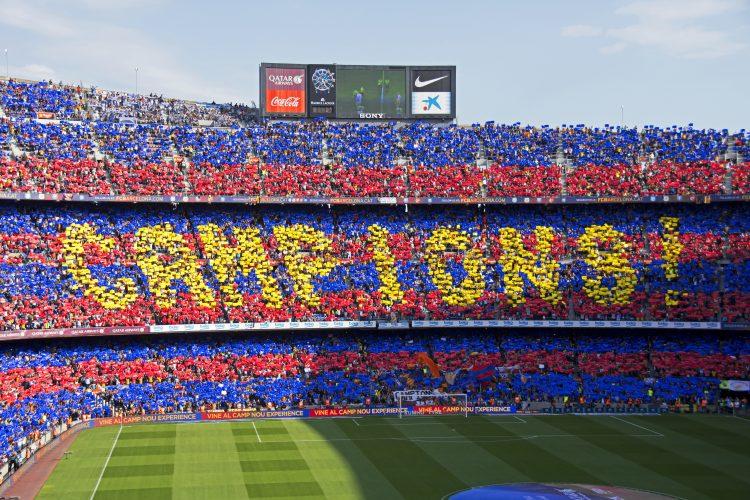 El Barcelona intentará en Anoeta acabar con la maldición que le persigue últimamente cuando visita San Sebastián, donde acumula hasta ocho partidos consecutivos sin ganar. (Dreamstime)