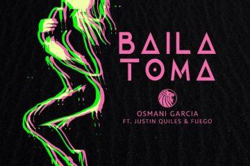 """Baila Toma"""" sobrepasó el millón de reproducciones en la plataforma digital Spotify, siendo una de las canciones más escuchadas durante las fiestas de fin de año"""