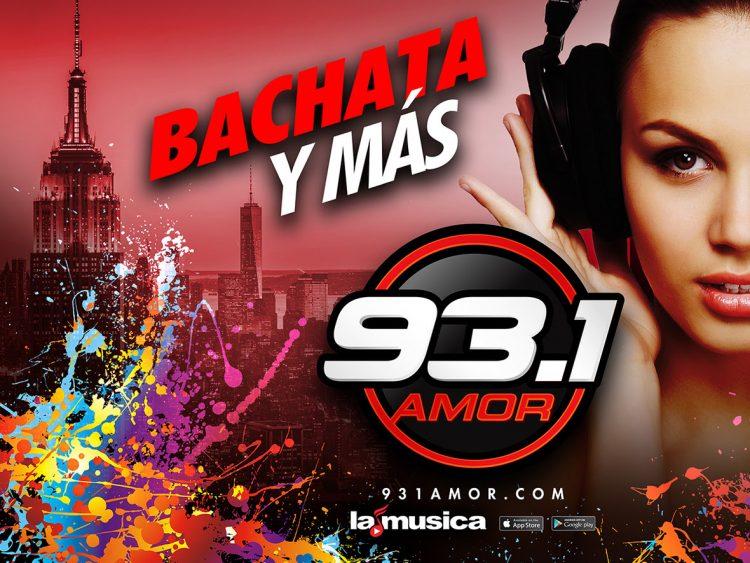 93.1FM AMOR REVOLUCIONARÁ LAS MAÑANAS EN NY CON EL BOLI Y ARLETTE (SBS Corp.)