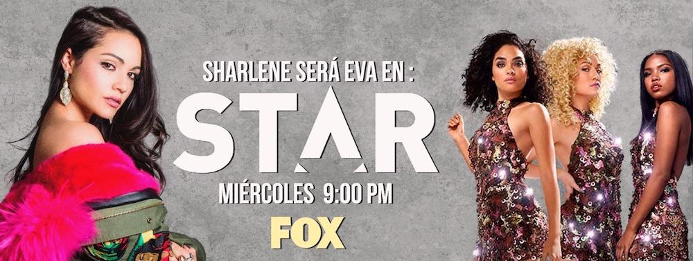 """jpeg-1-1 SHARLENE HACE SU DEBUT EN EL SHOW DE FOX """"STAR"""""""