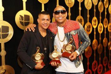Esta vigésima novena edición de Premios Lo Nuestro estuvo llena de sorpresas y mucha música desde el escenario imponente del American Airlines Arena de Miami.( Nevarez Cominications)