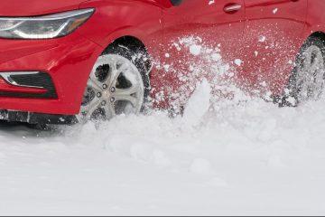 Siguiendo estos fáciles consejos no será un problema manejar en la nieve. (Foto cortesía de Kenny Rodriguez para Chevrolet)