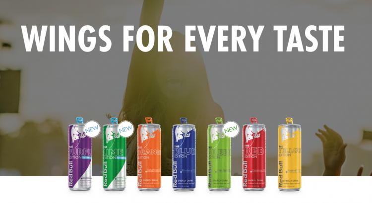 Red Bull te da alas con dos nuevos sabores sin azúcar. (Foto cortesía Red bull)