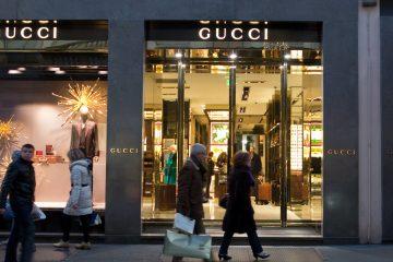 """La """"viuda negra"""" fue condenada en 1997 a 26 años de prisión por haber ordenado a un sicario el asesinato de Gucci, del que se había divorciado diez años antes y que fue tiroteado el 27 de marzo de 1995 frente al portal de su empresa en Milán. (Dreamstime)"""