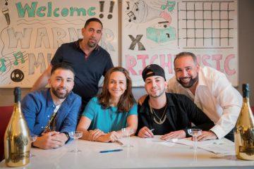 Justin Quiles, una de las figuras más importantes de la nueva generación de artistas urbanos, cerró el 2016 con muchas bendiciones con el gran éxito de su primer álbum de estudio (NV Marketing)