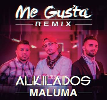 """El impacto generado a nivel digital del video del remix del sencillo """"Me Gusta"""" de Alkilados junto a Maluma, escala rápidamente los primeros lugares de vistas en el canal de video Vevo/YouTube"""