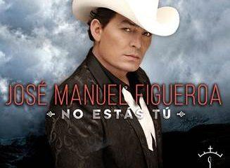 """""""NO ESTÁS TÚ"""", disco producido por el propio cantautor, contiene doce canciones en las cuales queda reflejada la madurez emocional y musical de JOSÉ MANUEL FIGUEROA"""