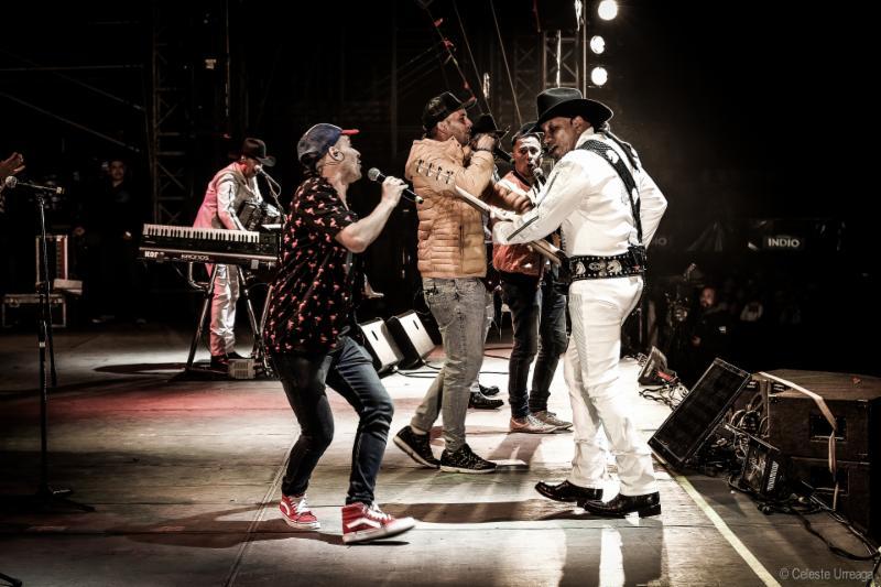 7fc4eece-cf5e-4a87-a038-c2f04e9a45cb LOS CALIGARIS  Fiesta inolvidable ante 60 mil personas  en Festival Vive Latino de México