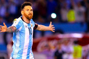 Messi pide el final de la guerra en Siria