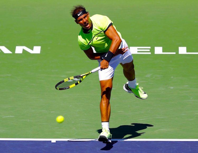 Nadal gran favorito a llevarse el Abierto de Tenis de Miami