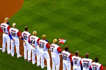 Puerto Rico recibe con honores a los heroes del béisbol