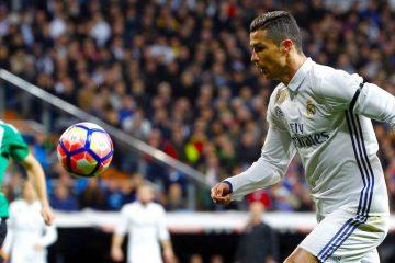 Ronaldo hace historia ahora con aeropuerto en Madeira