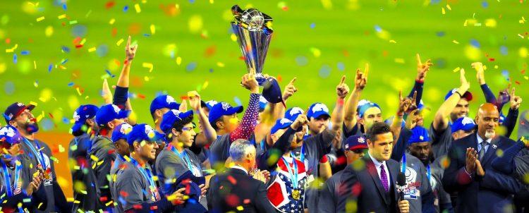 USA blanquea 8-0 a Puerto Rico y se corona campeón del Clásico Mundial del Béisbol