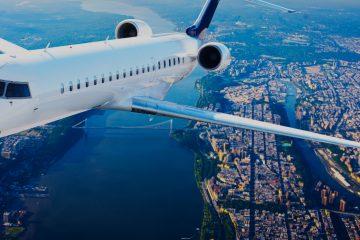 Investigaciones anteriores ya evaluaron el potencial del uso de biocarburantes para reducir la emisiones, pero todas ellas fueron hechas en motores en tierra, cuando éstos operan de manera muy diferente cuando están volando. (Dreamstime)