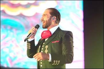 Miles de Fans Disfrutaron de Presentaciones Durante Dos Días en L FESTIVAL – Desde Superestrellas como MARCO ANTONIO SOLIS, ALEJANDRO FERNANDEZ (Universal)