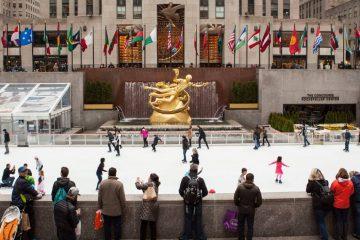 Como filántropo, David Rockefeller se destacó por su apoyo a las artes y por financiar entre otros la creación del Rockefeller Center, el Museo de Arte Moderno de Nueva York, la Universidad Rockefeller o la construcción del World Trade Center. (Dreamstime)
