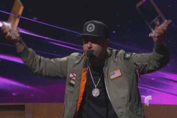 Nicky Jam logró hoy seis galardones en la vigésimo octava edición de los Premios Billboard a la Música Latina (Telemundo)