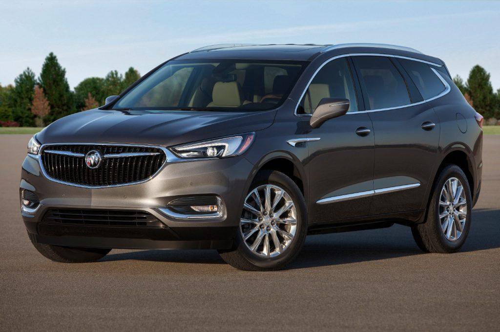 2018-Buick-Enclave-exterior-1024x679 Buick Enclave 2018, Diseño elegante y funcionalidad