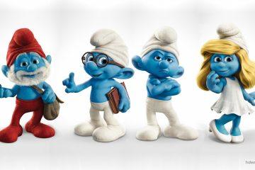 """La cartelera se renueva este fin de semana en EE.UU. con la cinta de animación familiar """"Smurfs: The Lost Village"""" y la comedia """"Going in Style"""", protagonizada por Michael Caine y Morgan Freeman. (Dreamstime)"""