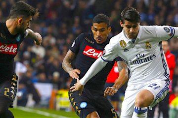 Morata es un orgullo estar con las leyendas del Real Madrid