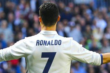 Que animó a Ronaldo lucir el 7 en la camiseta